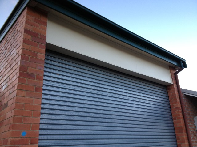 Garage Infill Panel Replaced